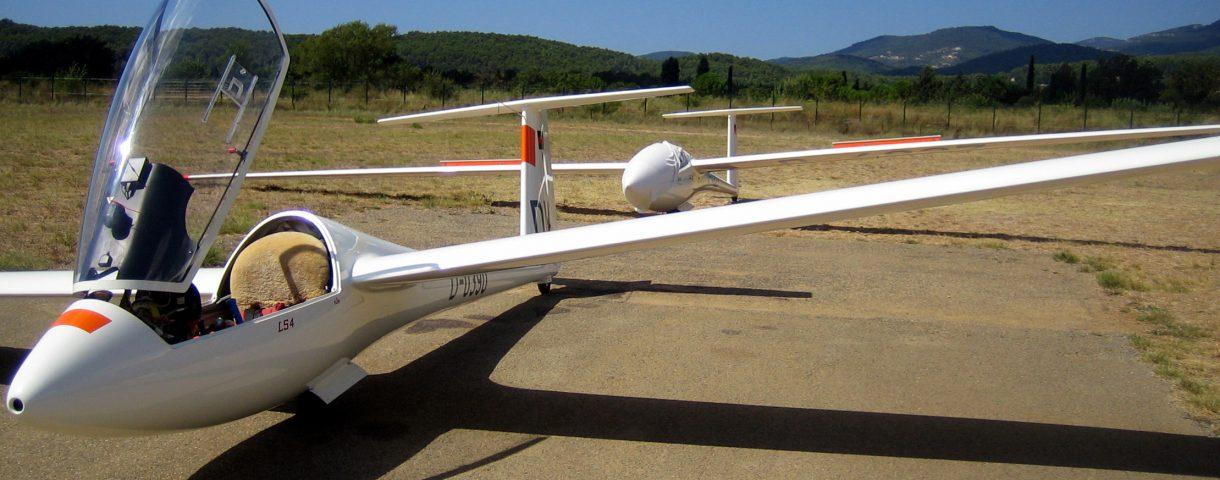 D-0390 Segelflugzeug Einsitzer