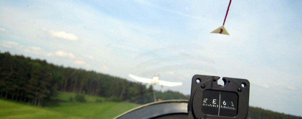 F-Schlepp Segelflugzeug